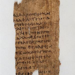 Papyrus documents