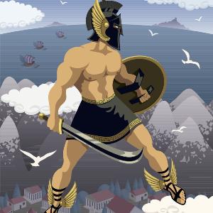 Mythological hero