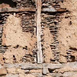 Mud structures
