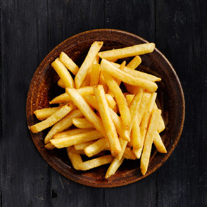Fat golden chips