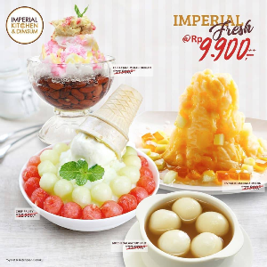 Imperial menu